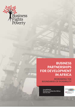 Business Partnerships for Development in Africa: Redrawing the Boundaries of Possibility