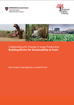 Collaborating for Change in Sugar Production: Building Blocks for Sustainability at Scale
