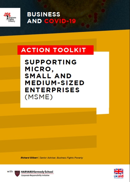 ACTION TOOLKIT: Supporting Micro, Small and Medium-Sized Enterprises